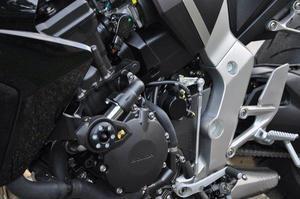 Rutan protektory rám Honda CB1000R 2008-2010 - 4