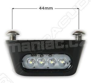 Barracuda LED osvětlení SPZ, univerzální - 4