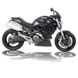 Barracuda padací protektory - Ducati Monster 696 2008-2014 - 4
