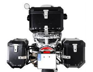 Trax Evo Alu Top-Box 38 Litres, Black - 4