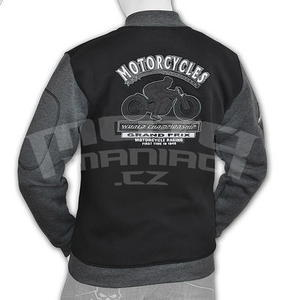 Motorcycles Performance Grand Prix pánská mikina - 4