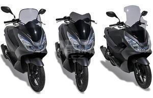 Ermax turistické plexi +10cm (55cm) - Honda PCX 125 2014-2015 - 4
