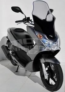 Ermax turistické plexi +25cm (67cm) -  Honda PCX 125 2010-2013 - 4