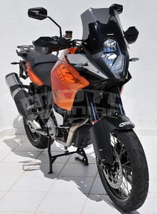 Ermax Sport plexi  - KTM Adventure 1190 (2013-2015), 1050 (2015) - 4