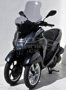 Ermax turistické plexi 68cm - Yamaha Tricity 125 2014-2015 - 4