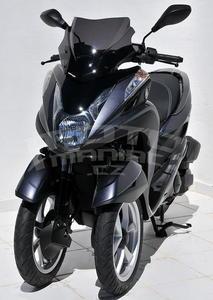 Ermax Sport plexi 35cm - Yamaha Tricity 125 2014-2015 - 4