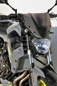 Ermax Sport plexi větrný štítek 27cm - Yamaha MT-07 2014-2015 - 4