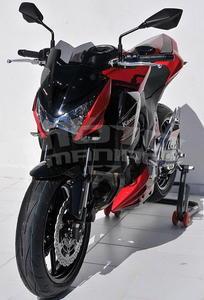Ermax Sport plexi větrný štítek 30cm - Kawasaki Z800 2013-2016 - 4