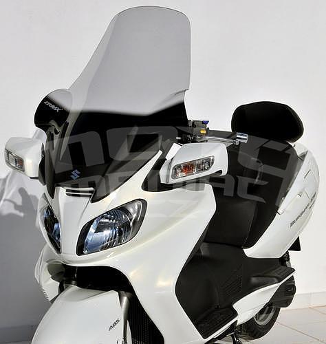 Ermax turistické plexi 81cm (+18cm) - Suzuki Burgman 650 2002-2011 - 4