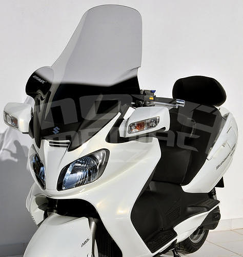 Ermax turistické plexi +18cm - Suzuki Burgman 650 Executive 2005-2012 - 4