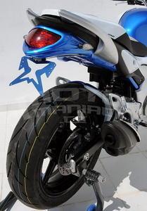Ermax podsedlový plast - Suzuki Gladius 2009-2015, bez laku - 4