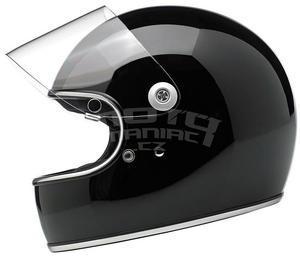 Biltwell Gringo S - Gloss Black - 4