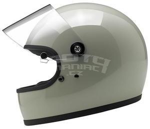 Biltwell Gringo S - Gloss Polar Green - 4