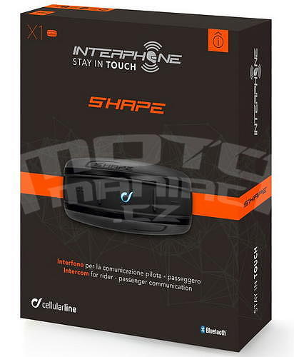 CellularLine Interphone Shape Single Pack - 4