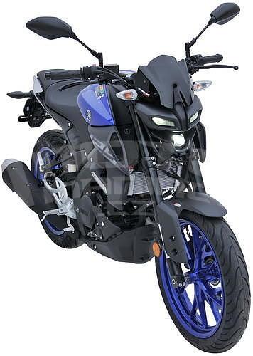 Ermax Sport plexi - Yamaha MT-125 2020 - 4