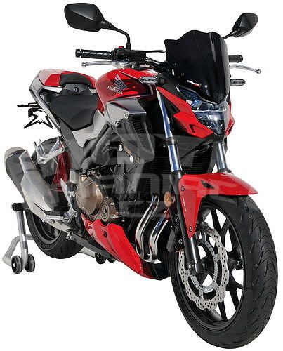 Ermax Sport plexi štítek 28cm - Honda CB500F 2019-2020 - 4