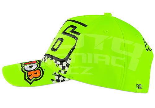 Valentino Rossi VR46 kšiltovka dětská - 4