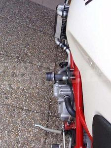 Rutan protektory rám Ducati Hypermotard 1098 - 5