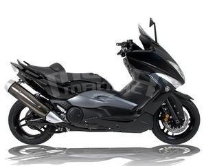 Barracuda Aerosport plexi štít - Yamaha TMax 500 2008-2011 - 5