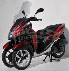 Ermax turistické plexi 68cm - Yamaha Tricity 125 2014-2015 - 5