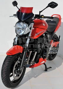 Ermax zadní blatník s krytem řetězu - Suzuki Bandit 650/S 2009-2012, bez laku - 5