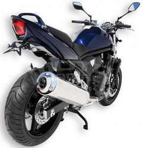 Ermax podsedlový plast - Suzuki Bandit 650/S 2009-2012, bez laku - 5