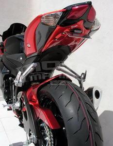 Ermax zadní blatník s krytem řetězu - Suzuki GSX-R600/750 2008-2010, bez laku - 5