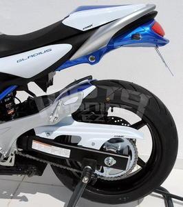 Ermax podsedlový plast - Suzuki Gladius 2009-2015, bez laku - 5