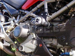 Rutan protektory rám Ducati Monster 900 - 6