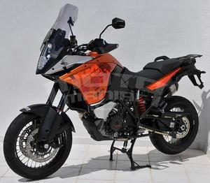 Ermax turistické plexi +5cm - KTM Adventure 1190 (2013-2015), 1050 (2015) - 6