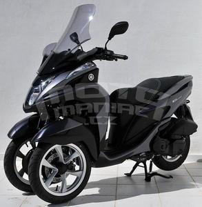 Ermax turistické plexi 68cm - Yamaha Tricity 125 2014-2015 - 6
