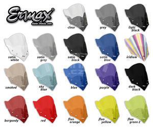 Ermax Sport plexi 35cm - Yamaha Tricity 125 2014-2015 - 6