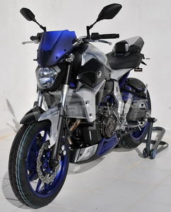 Ermax kryty chladiče Yamaha MT-07 2014-2015 - 6