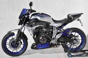 Ermax zadní blatník s krytem řetězu Yamaha MT-07 2014-2015 - 6