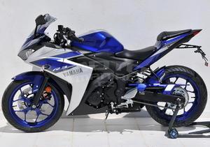 Ermax Aeromax plexi - Yamaha YZF-R3 2015 - 6