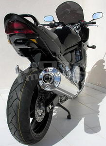 Ermax spodní boční kapoty - Suzuki Bandit 1250S 2007-2014, bez laku - 6
