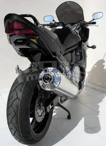 Ermax spodní boční kapoty - Suzuki Bandit 1250 2007-2009, bez laku - 6