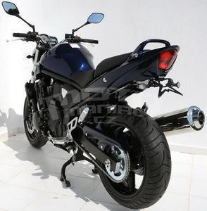 Ermax zadní blatník s krytem řetězu - Suzuki Bandit 650/S 2009-2012, bez laku - 6