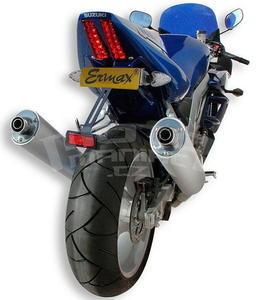 Ermax kryt sedla spolujezdce - Suzuki SV650/S/SA 2003-2008, bez laku - 6