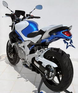 Ermax podsedlový plast - Suzuki Gladius 2009-2015, bez laku - 6