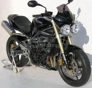 Ermax kryt motoru - Triumph Street Triple 2007-2011, bez laku - 6
