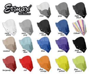 Ermax Aeromax plexi - Honda CBR 600 RR 2005/2006 - 6