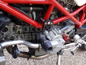 Rutan protektory rám Ducati 996 - 7