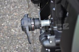 Rutan protektory rám Honda CB1000R 2008-2010 - 7