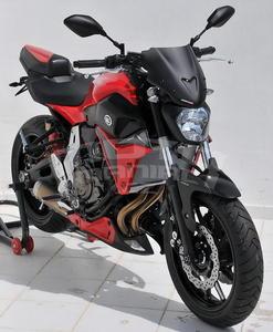 Ermax kryty chladiče Yamaha MT-07 2014-2015 - 7