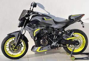 Ermax zadní blatník s krytem řetězu Yamaha MT-07 2014-2015 - 7
