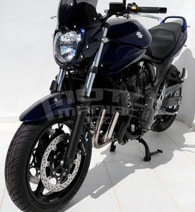 Ermax zadní blatník s krytem řetězu - Suzuki Bandit 650/S 2009-2012, bez laku - 7