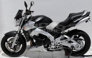 Ermax kryt sedla spolujezdce - Suzuki GSR600 2006-2011, bez laku - 7