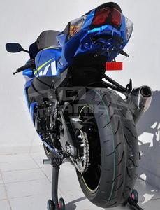 Ermax podsedlový plast s držákem SPZ - Suzuki GSX-R600 2011-2016, bez laku - 7