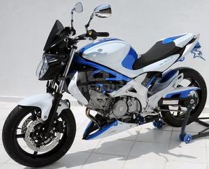 Ermax podsedlový plast - Suzuki Gladius 2009-2015, bez laku - 7